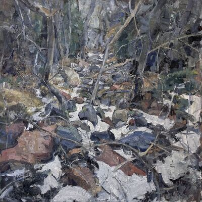 Mikael Olson, 'Afternoon in a Gully', ca. 2020