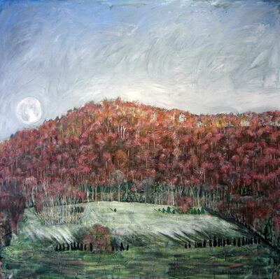 """John Borden Evans, '""""Solstice-Moon""""', 2009"""