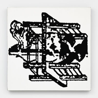 Peter Nagy, 'The Super Strings', 1986