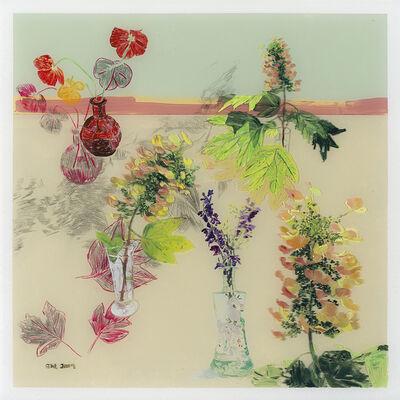 Gail Norfleet, 'Hydrangea Landscape #1', 2019