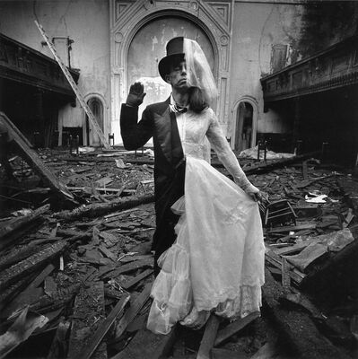 Arthur Tress, 'Stephen Brecht, Bride/Groom', 1970