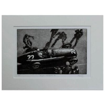 Peter Hearsey, 'Fangio | Alfa Romeo 159', 2018