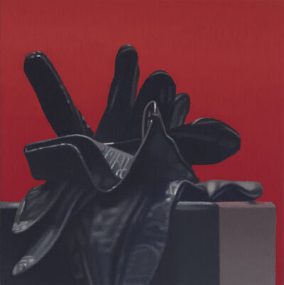 Harold Reddicliffe, 'Black Gloves', 2018