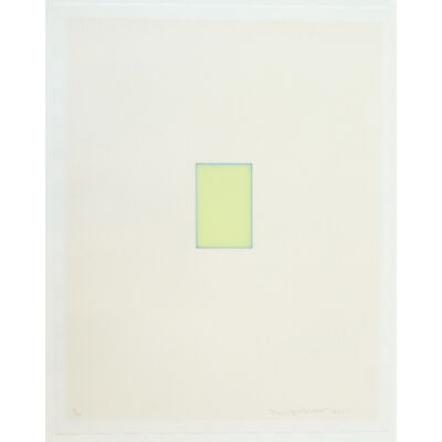 Tim Litzmann, 'Untitled, Green', 2003
