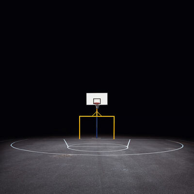 Lauren Marsolier, 'Basketball Court', 2008/