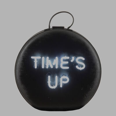 Michele Pred, 'Time's Up', 2018