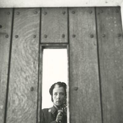 Vivian Maier, 'Self-portrait', 1963