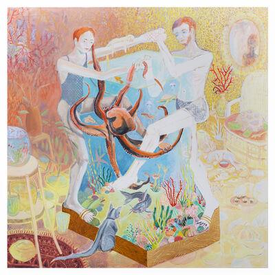 Marlene Steyn, 'A jar not ajar', 2019