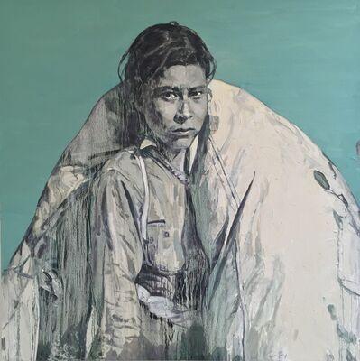 Hung Liu, 'Cotton Picker', 2015