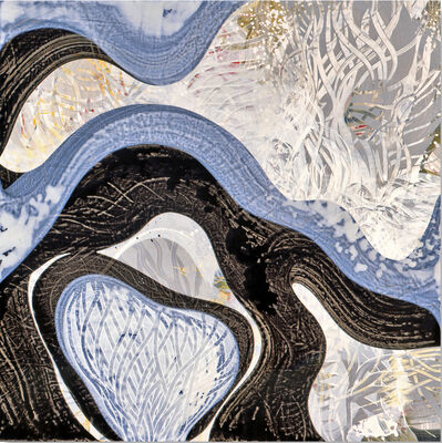 Michael DesRosiers, 'Eminent Break of a Titanium Cocoon', 2016