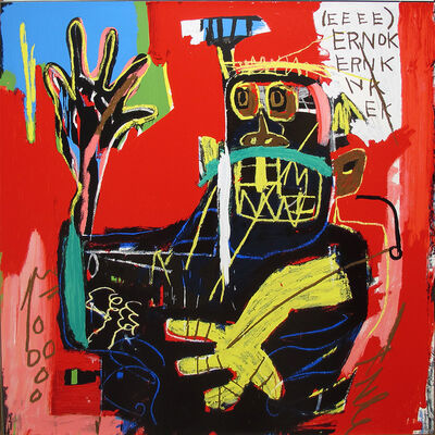 Jean-Michel Basquiat, 'Untitled (Ernok)'