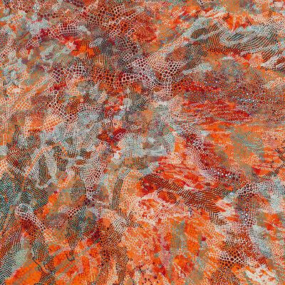 Lynda Schlosberg, 'Volcanic Mangrove', 2017