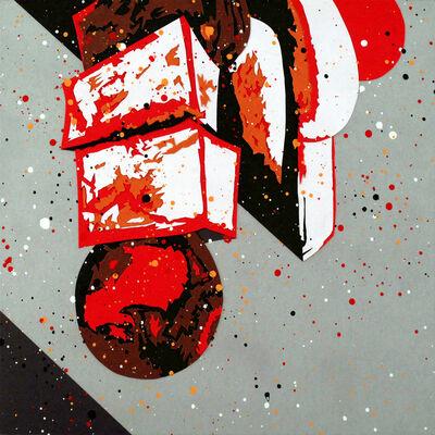 Jose M. Ciria, 'Estudio de matriz VI. The London Boxes.', 2014