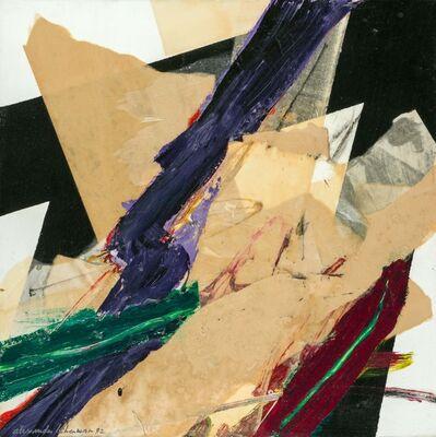 Alexander Liberman, 'Gate XXIV', 1982