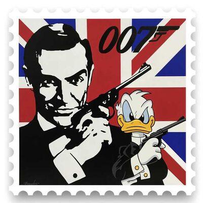 Boudro, 'Bond 007', 2018