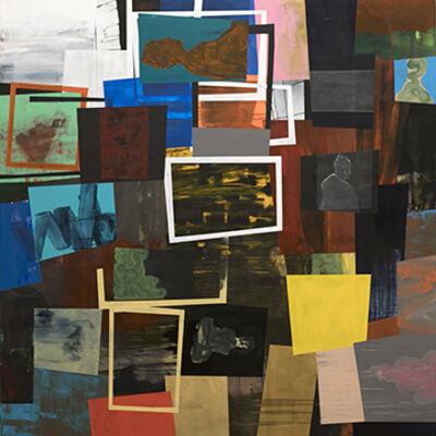 David Becker, 'Buddha Painting #4', 2019