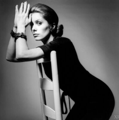 Jeanloup Sieff, 'Catherine Deneuve, Paris, Vogue,', 1969