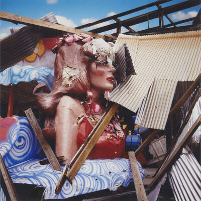 David Graham, 'Lower Ninth Ward, New Orleans from Almost Paradise', 2006