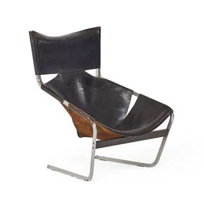 Pierre Paulin (1927-2009), 'F444 lounge chair', 1960s