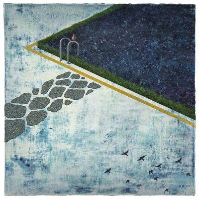 HU Chau-Tsung, 'Surrounded by Boundaries – Pool (II)', 2016