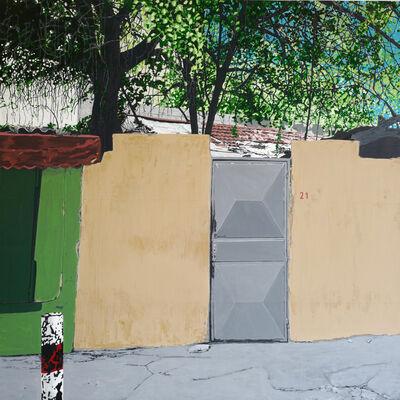 Vincent Michéa, '21, rue Robert Brun', 2019