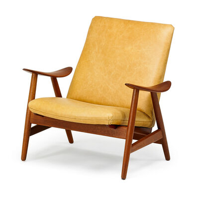 Illum Wikkelsø, 'Illum Wikkelso For Soren Willadsen Lounge Chair', ca. 1950