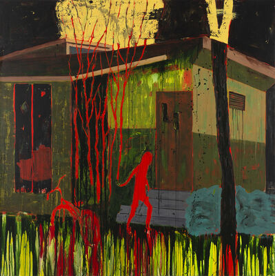 Lindy Chambers, 'Way Back', 2020