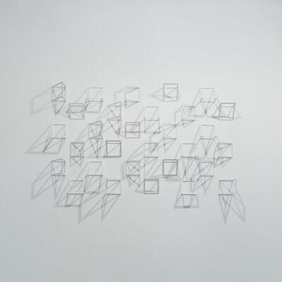Klaus Staudt, 'interaktion (neuinterpretation) (2/67b)', 1990/2019
