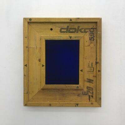 Kai Richter, 'Blaues Rechteck', 2019