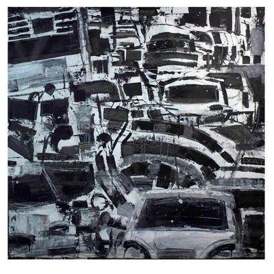 Fabio Modica, 'SUBLIMATION OF THE RUSH HOUR III'