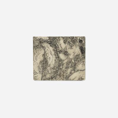Bruce Conner, 'Untitled Fragment (SHORT POEM)'