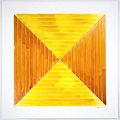 Jonathan K Higgins, 'Perpendicular System #4', 2019