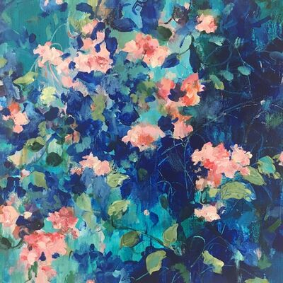 Sonal Nathwani, 'Dusk Floral', 2019