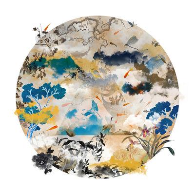 Guang-Yu Zhang, 'Fairyland G-I (W)', 2020