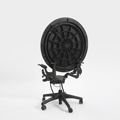 Michael Stevenson, 'The Interviewers Chair', 2017