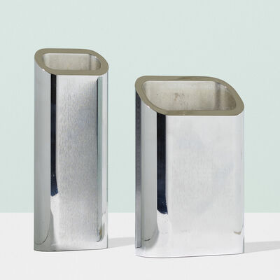 Giorgetti e Sorgato, 'Vases, set of two', c. 1960