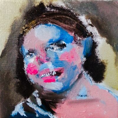 Nelson Figueroa, 'BACCHUS after Caravaggio.', 2015
