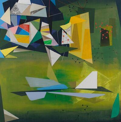 David Collins, 'Notch Draw Loose', 2013