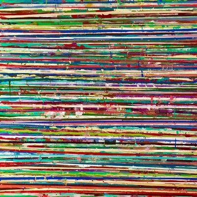 Vincent Pomilio, '131 Horizon Lines', 2017