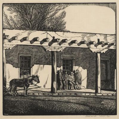 Howard N. Cook, 'Governor's Palace (El Palacio Real)', 1926
