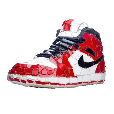 Jason Dussault, 'Air Jordan 1', 2019