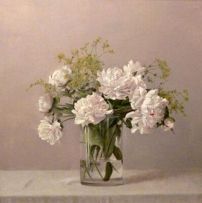 Raymond Han, 'Peonies & Lady's Mantle', 2004