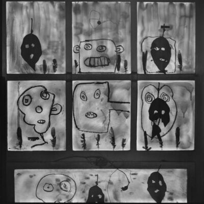 Roger Ballen, 'Dream drawings', 2007