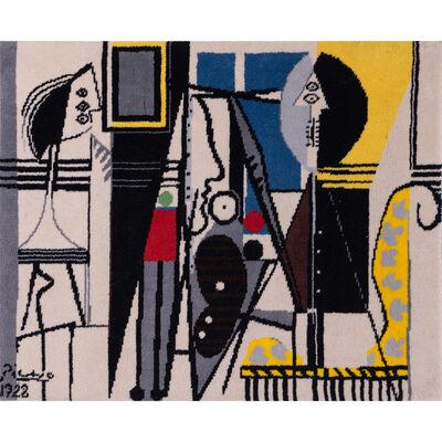 After Pablo Picasso, 'Le peintre et son modèle', 1928/circa 2000