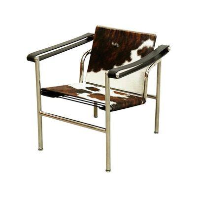 Le Corbusier, 'Pony lounge chair ', 1970