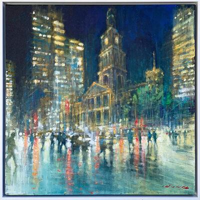 David Hinchliffe, 'Sydney Town Hall', ca. 2019