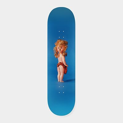 Paul McCarthy, 'Doll Limited Edition Skate Deck ', ca. 2014