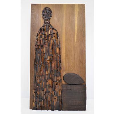 "Unknown Artist, 'Waldemar Sjölander ""Mujer Oaxaqueña""', 1962"