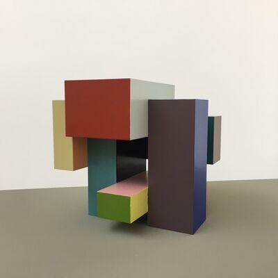 Krijn De Koning, 'Tumbling Work (Building)', 2019
