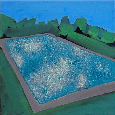 Melora Griffis, 'public pool ', 2017